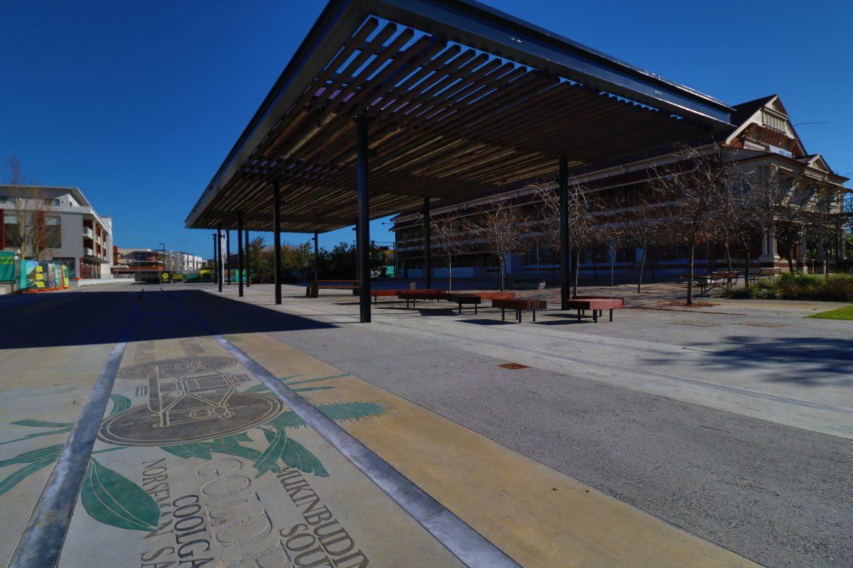 Railway Square – Midland
